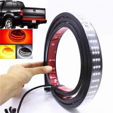"60"" Tri Row 432 LED Truck Tailgate Light Bar Turn Signal Brake Reverse Strip 1x"