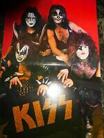 KISS  54  POSTER  KONVOLUT  0919