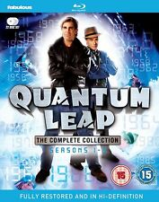 Quantum Leap Seasons 1 to 5 Complete Collection Blu-RAY NEW BLU-RAY (FHEB3643)