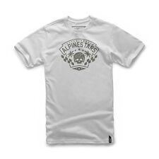 Camiseta T-Shirt Alpinestars Primero Té De Orden Color: Plata talla: 05=S