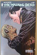 "WALKING DEAD #156 Robert Kirkman Death of Alpha, ""Kill Or Be Killed"" Preview"