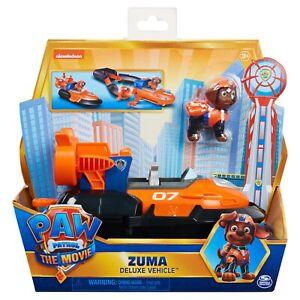 Zuma Paw Patrol The Movie Deluxe Vehicle