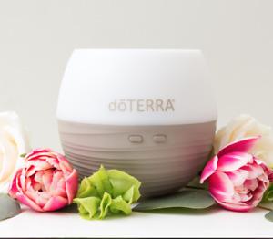 NEW doTERRA Petal Diffuser Essential Oil Aromatherapy Fog Silent Light Timer