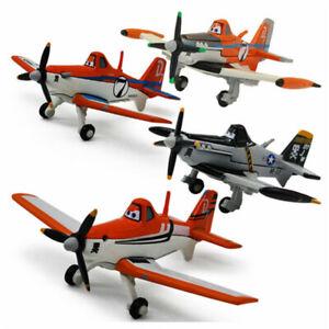 Disney Pixar Planes Dusty 1:55 Diecast Toy Model Plane Loose New