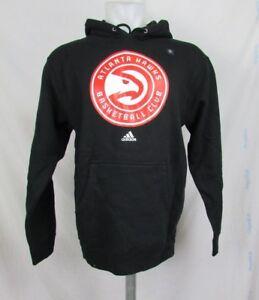 Atlanta Hawks NBA Adidas Men's Pullover Hoodie