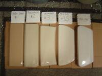 kohler k4546 k 4546 toilet lid cover k3400 3400 3390 tank BROWN MEXICAN SAND? #1