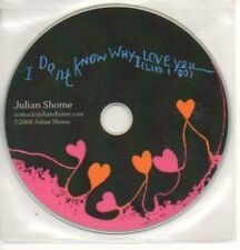 (816K) Julian Shome, I Don't Know Why I Love You- DJ CD