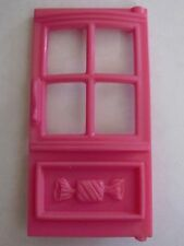 CANDY SHOP DANCE STUDIO DOOR Replacement FISHER PRICE Sweet Streets Dollhouse
