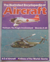 The Illustrated Encyclopedia of Aircraft Issue 7 Sikorsky S-65 cutaway drawing