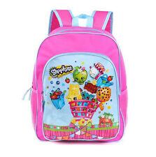 Back to School Shopkins Chocolate Apple Backpack PreSchool Bag 2019 Pre-K