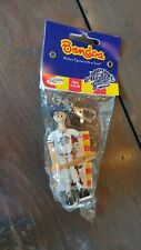 NEW 2002 BENDOS MILWAUKEE BREWERS ACTION FIGURE/KEYCHAIN - MLB All-Star Game