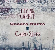 QUADRO NUEVO&CAIRO STEPS-FLYING CARPET 180G DOPPELVINYL GATEFOLD 2 VINYL LP NEU