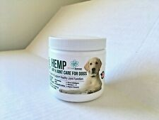New listing Hemp Hip and Joint Supplement Chew Chicken Flavor Chewable Treats for Dogs New