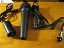 AXIS CM-3 CONDENSER MICROPHONE FOR  KENWOOD   HF RADIOS