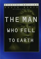The Man Who Fell To Earth (DVD,1976)