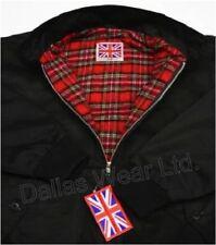 Abrigos y chaquetas de hombre talla XL color principal negro de piel