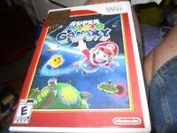 Super Mario Galaxy (Nintendo Selects) (Nintendo Wii, 2011)Very Good Free Shippin