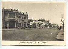 CP Angola - Lobito - Um Trecho da Avenida Portugal