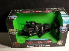 BLACK SERIES RADIO CONTROLLED MOTORCYCLE /:LEAN MACHINE.