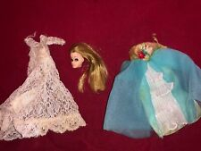 Dawn Doll Dresses & Doll Head