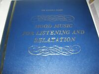 Mood Music For Listening and Relaxation 12-Record Set Reader's Digest