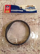 NEW ENGLAND PATRIOTS SUPER BOWL XXXIX CHAMPIONS BRACELET WRIST BAND NFL FOOTBALL