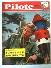 >Pilote journal d'Asterix n°86  Au Tanganyika