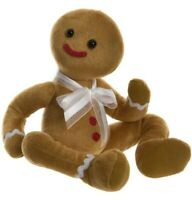 NEW! 2019 Charlie Bears DUNK Gingerbread Man from the Fables Series (Gift Boxed)