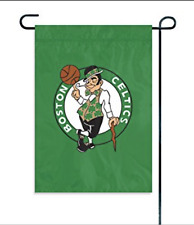 "Boston Celtics NBA Garden Flag 10.5""15"""