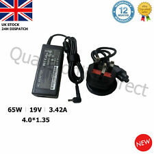 Laptop Charger Adapter for Asus Vivobook X405U 19V 2.37A/3.42A 4.0*1.35mm