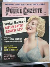 The National Gazette Jan 1960 Marilyn Monroe