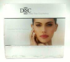Deep Sea Cosmetics Dead Sea 3 Piece Nail Kit Treatment Lotion Cuticle Oil & Tool