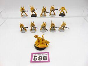 Warhammer 40,000 Eldar Craftworlds Guardians Squad 588-914