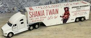 Custom 1/64th Kenworth T700 Shania Twain 2019 Let's Go Las Vegas Truck 1