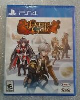 RARE Fernz Gate Ps4 Playstation 4 Limited Run Games Lrg LR-P136 New Sealed