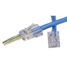 Platinum Tools 202010J EZ-RJ45 Cat 6 Connector 100 Pcs. Jar
