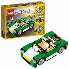 LEGO creator green open car From japan