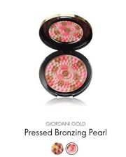 Oriflame Giordani Gold Pressed Bronzing Pearls Compact - Natural Radiance, New