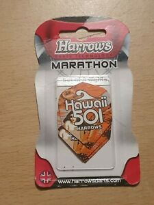 30 Rare Harrows Wayne Mardle Dart Flights x 10 sets