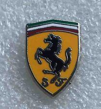 Rare pin badge ITALY Scuderia FERRARI ITALIA enamel