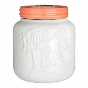Pretty Things Tea Canister, Dolomite, 510ml