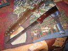 ANTON WINGEN JR OTHELLO SOLINGEN GERMANY ROSTFREI FISHERMAN FILET KNIFE+SHEATH