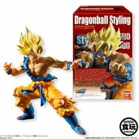 DRAGON BALL KAI STYLING SON GOKU SUPER SAIYAN BANDAI 2015 (DRAGONBALL Z)