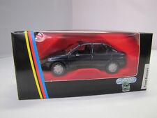 1091 Schabak - Ford Escort dunkelblaumet. Made in Germany Voll montierbar - 1:43