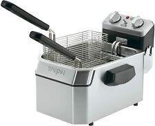 Waring Commercial Wdf1000 120 Volt Heavy Duty 10 Lbs Single Electric Deep Fryer