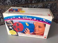 Disney Action Cam Videocamera# Vintage Eurodisney Mattel 90S Nib