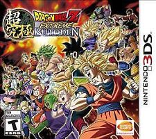 Nintendo 3DS Dragon Ball Z: Extreme Butoden - Nintend VideoGames