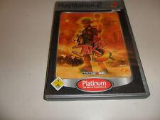 PlayStation 2  PS 2  Jak 3 [Platinum]