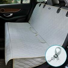 """Dog Seat Covers for Cars Back Seat, Waterproof Bench Seat Standard(54""""W x 50""""L)"""