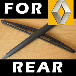 Rear Wiper Arm and Blade for Renault Laguna 2 2001-2007